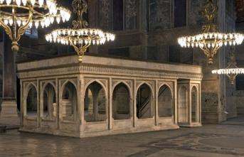 Dünyanın 8. harikası olarak gösterilen Ayasofya Müzesi…