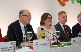 Gaziantep gastronomisi Gastroantep Festivaliyle yeniden dünya sahnesinde