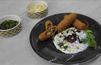 Gaziantep'in bayram lezzetleri: İçli köfte ve yuvalama