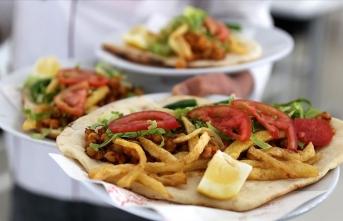 Gaziantep'in mütevazı lezzeti 'nohut dürümü'