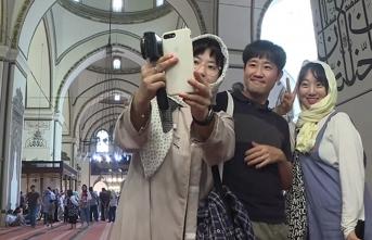 Güney Koreli sosyal medya fenomenlerinden, 'payitaht' tanıtımı