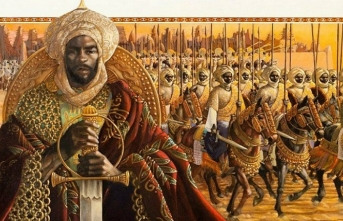 Hac ibadetiyle taçlanan Afrikalılar