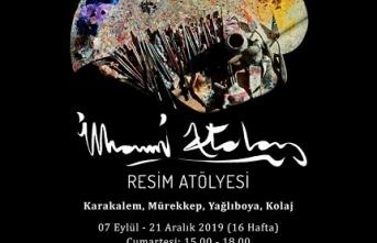 """""""İlhami Atalay ile Resim Atölyesi"""""""