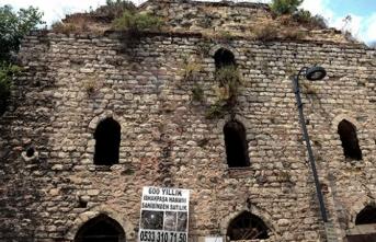 İshak Paşa Hamamı 3,5 milyon dolara satışa çıkarıldı