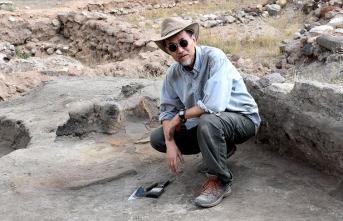 Japon arkeoloğun Kültepe aşkı