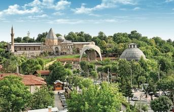 Kalbimize dökülen ırmak: Konya