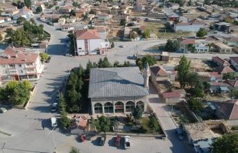 Karaman'ın Ulu Camii yüzyıllardır ayakta
