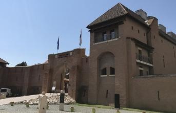 Marşlara konu olan kale: Estergon Kalesi