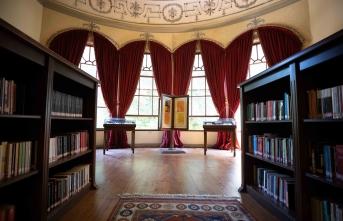 Müze kütüphaneyi 2018 yılında yaklaşık 40 bin kişinin ziyaret etti