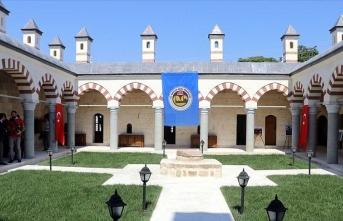 Restorasyonu tamamlanan Fatih'in eğitim gördüğü medrese açıldı