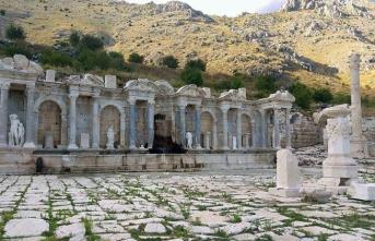 Sagalassos'taki son kazılarda tevhidin izleri ortaya çıktı