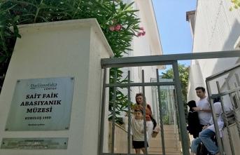Sait Faik Abasıyanık'ın evine 12 bin ziyaretçi