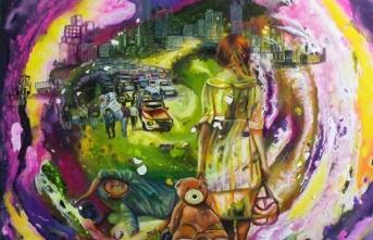 Sanko Sanat Galerisi'nde Mehmet Akif Orçan sergisi