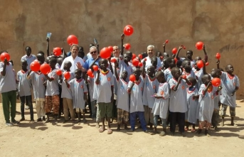 Sudan'ın yetimhaneleri