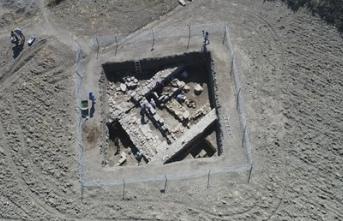 Tarihi Satala Antik Kent'te kazılar sürüyor