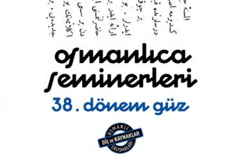 Bilim ve Sanat Vakfı Osmanlıca Semirleri güz dönemi kayıtları başladı