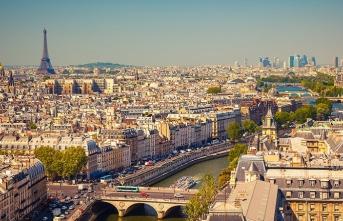 Bolca simetri ve sanat, biraz da hüzün: Paris