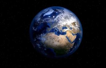 Dünya öküzün iki boynuzu üstünde durur