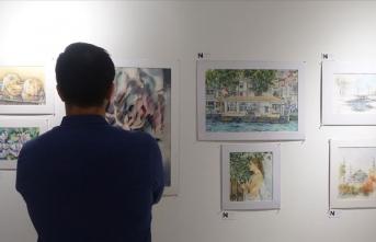 İranlı sanatçılardan Türkiye'de karma sergi