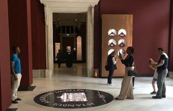 İstanbul Arkeoloji Müzelerinde tarihin kapıları yeniden ziyaretçilere açıldı