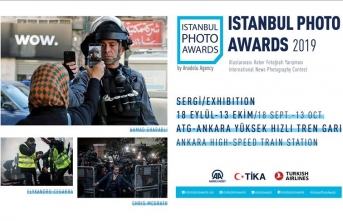 Istanbul Photo Awards 2019'un ilk sergisi Ankara'da açılacak