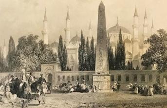 İstanbul'un Bizans mirası dikilitaşları