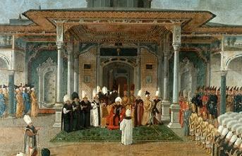 Klasik dönemde Osmanlı sultanlarının mekân özeti