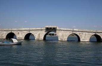 'Koca Sinan'ın köprüleri yüzyılların yükünü taşıyor