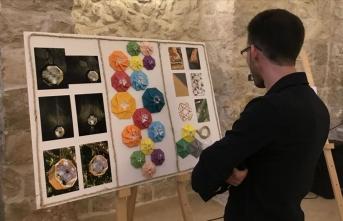 Kudüs Yunus Emre Enstitüsünden İslami Geometrik Şekiller sergisi