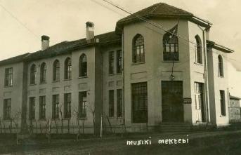 Musiki Muallim Mektebi kuruldu