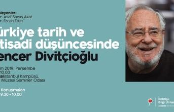 """""""Türkiye Tarih ve İktisadi Düşüncesinde Sencer Divitçioğlu"""""""