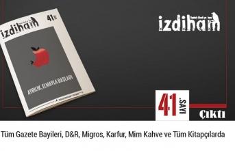 Türkiye'nin sesleri İzdiham'da