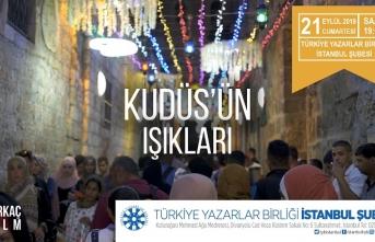 TYB İstanbul dönem açılışını 'Kudüs'ün Işıkları'yla yapıyor
