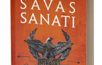 Yeni kitap: Roma Savaş Sanatı
