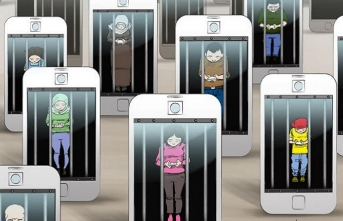 Akıllı telefonlara hapsedilen hayatlar