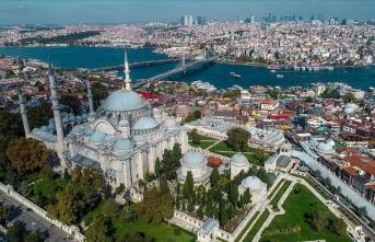 Bir devrin güç simgesi 'Süleymaniye Külliyesi'