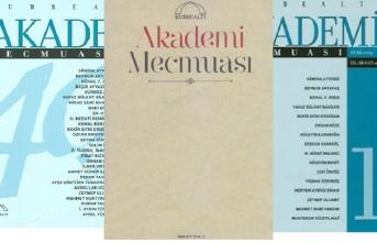 Bir edebiyat mektebi: Kubbealtı Akademi Mecmuası