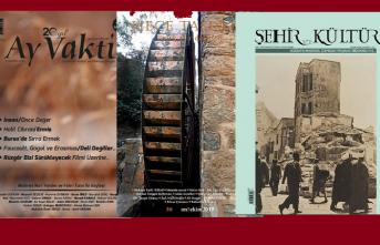 Ekim 2019 dergilerine genel bir bakış-2