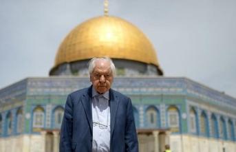 Gökhan Özcan: Allah Kudüs-ü Şerif'i ona şahit kılsın