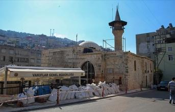 İpek Yolu'nun 5 asırlık külliyesine restorasyon