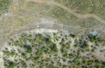 Kahin Tepe'de kazı çalışmaları gelecek yıl devam edecek