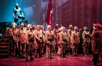 Milli Mücadele yeniden opera sahnesinde