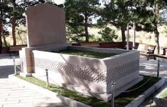 Nene Hatun'un restore edilen mezarı ziyarete açıldı