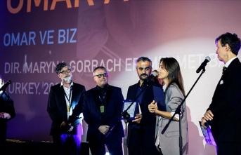 'Omar ve Biz' Varşova'dan 'en iyi film' ödülüyle döndü