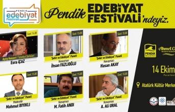 Pendik Edebiyat Festivali başlıyor
