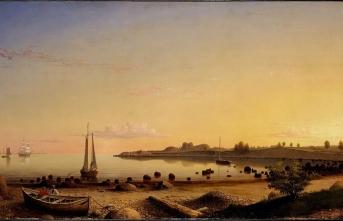 Selvilerin gölgesinde Eski Liman'a doğru bir gezinti