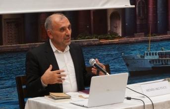 """TYB İstanbul'da """"Maarif ve Geleceğimiz"""" konuşuldu"""