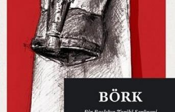 Yeni kitap: Börk: Bir Başlığın Tarihî Serüveni ve Edirne'deki Börklü Mezar Taşları