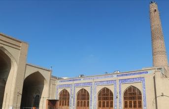İran'ın Simnan eyaletindeki Selçuklu minareleri tarihi günümüze taşıyor