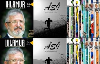 Kasım 2019 dergilerine genel bir bakış-1